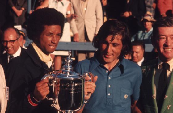 U.S. Open Tournament – Men's Doubles – September 10, 1972