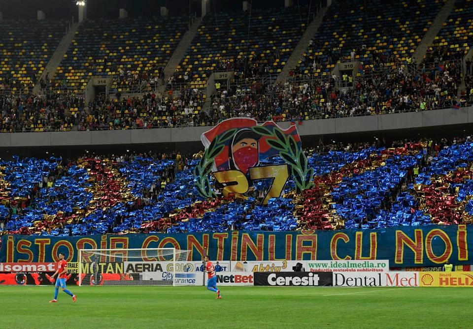 Steaua - CFR Cluj 2-2 (9.august.2009) - YouTube |Steaua Cfr