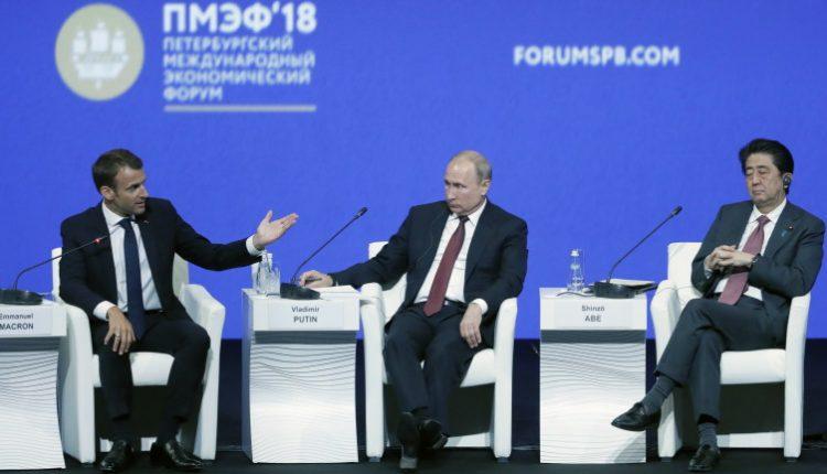St. Petersburg International Economic Forum (SPIEF 2018)