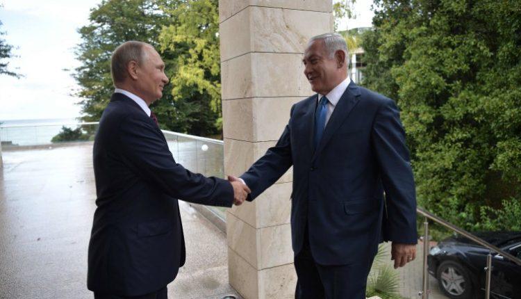 Israeli Prime Minister Benjamin Netanyahu visits