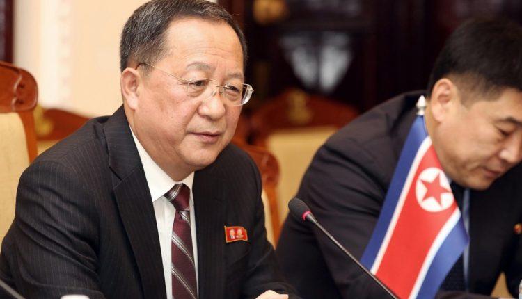 ministrul_externe_coreea_de_nord