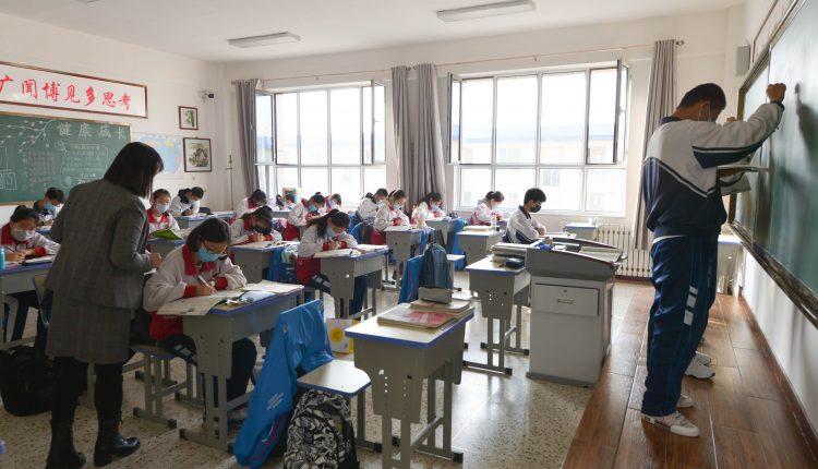 CHINA-INNER MONGOLIA-SCHOOL REOPENING (CN)