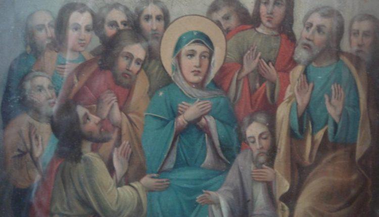 Maica_Domnului_12_apostoli_august_2020