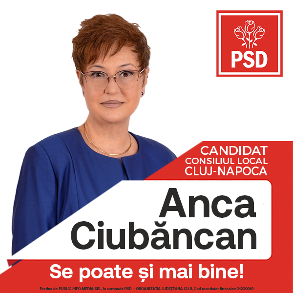 Candidat CL Cluj-Napoca PSD