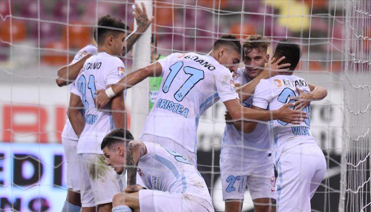 FCSB a reușit să înscrie 9 goluri în cele trei partide oficiale disputate în acest sezon